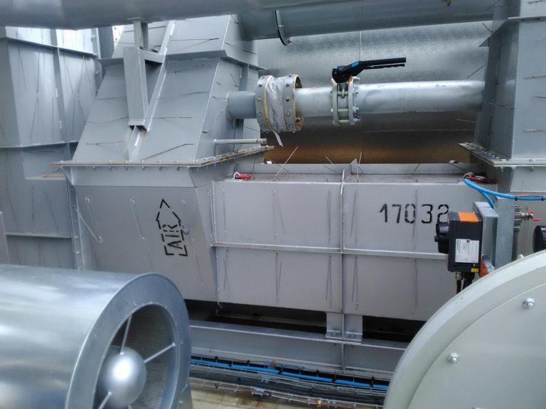 Ficep - Tôlerie industrielle ©DR
